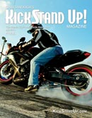 KickStand Up! Magazing - July 2011 Issue